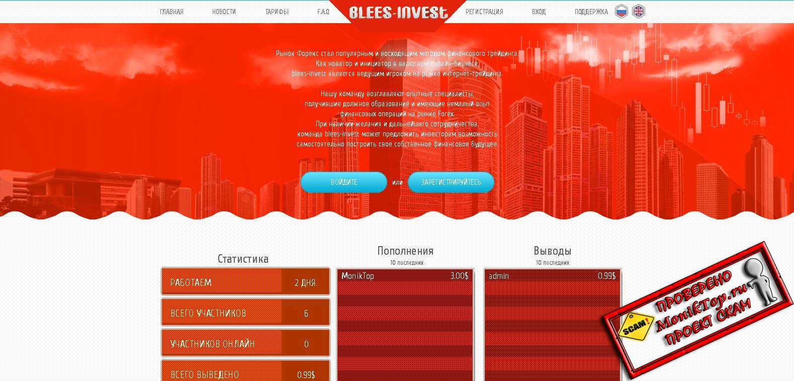 Blees-invest