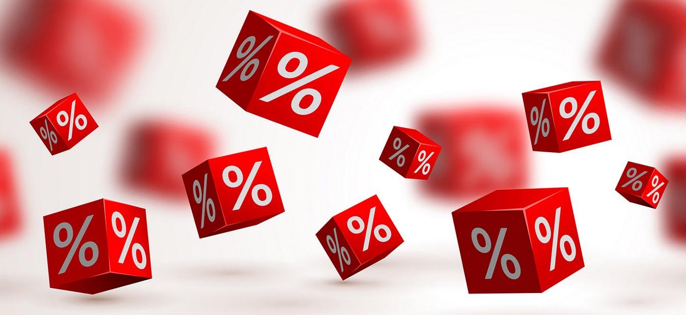 Акции в банке и на пополнение баланса
